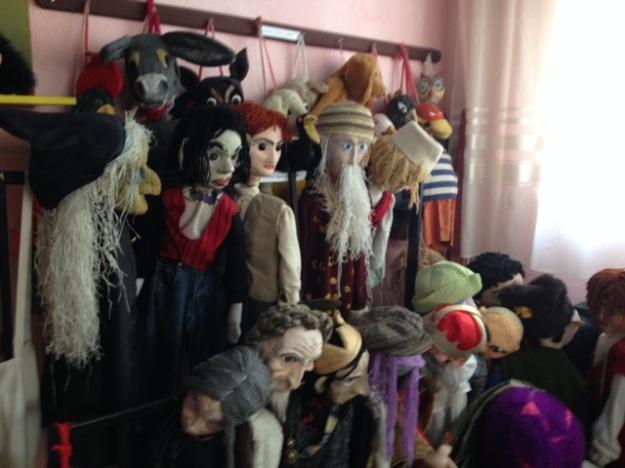 Pogradec Puppet Theater