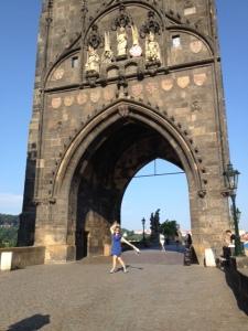 St. Marks Bridge, Prague